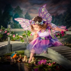 Childrens magical photo experiences in Norfolk and Suffolk