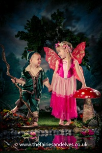 Chelmsfords fairies and elves experience