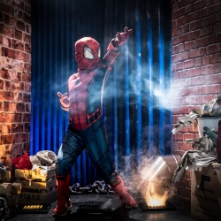 Superheroes Photoshoots - Summer 2021