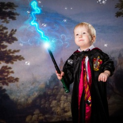 Little Wizards photoshoots - August 2020